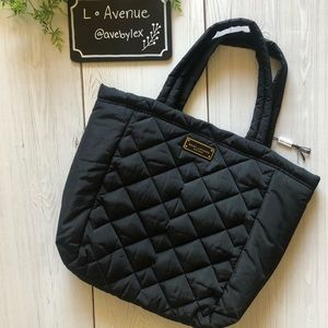 Large Marc Jacobs Nylon Quilted Tote